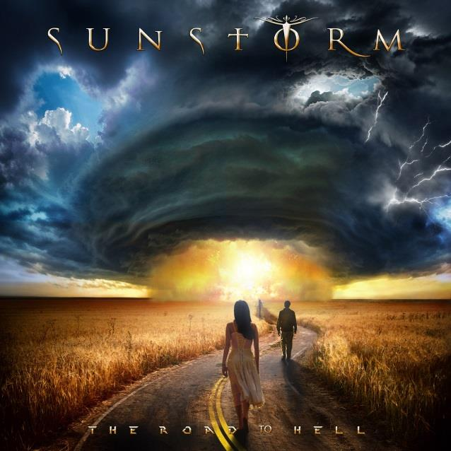 Sunstorm - The Road to Hell (May 2018)