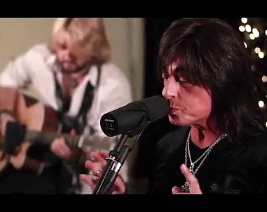 Joe Lynn Turner - Acoustic In Glasgow - Moondance