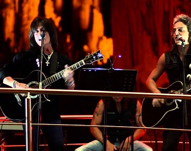 """Cave metal"" Joe Lynn Turner & George Gakis 5min trailer"