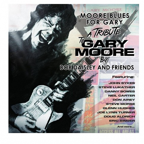 JLT TO GUEST ON GARY MOORE TRIBUTE ALBUM