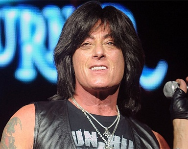 JOE LYNN TURNER (EX-DEEP PURPLE, RAINBOW)