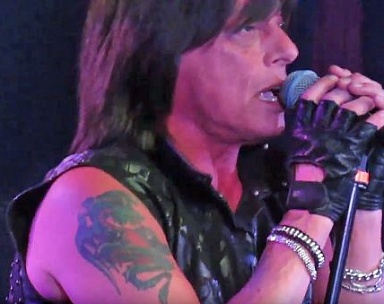 Joe Lynn Turner-Death Alley Driver, NY-2/27/16
